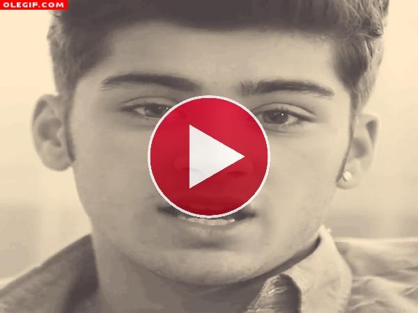 Ahora es cuando las fans enloquecen al ver a Zayn Malik (One Direction)