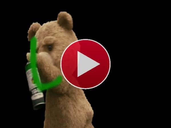 Oso grafitero (Ted)