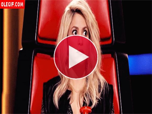 GIF: Las muecas de Shakira