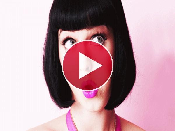 GIF: Katy Perry haciendo muecas