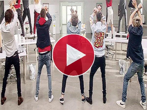 Pero qué bien mueven el cucu los chicos de One Direction