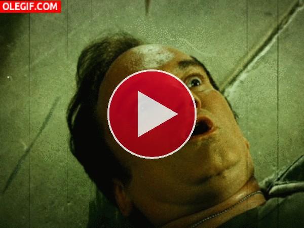 GIF: Pinchando un ojo a Tarantino