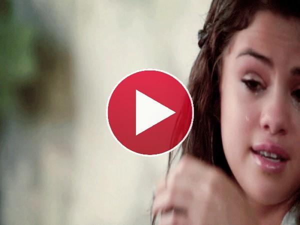 GIF: Vaya... por qué estará llorando Selena