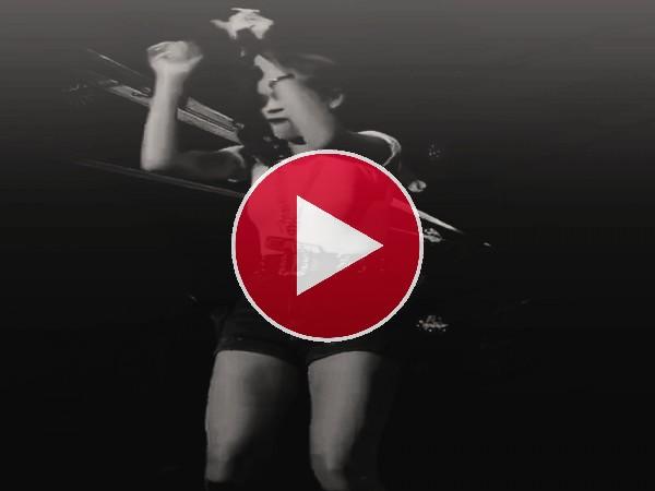 GIF: El bailecito de Rihanna