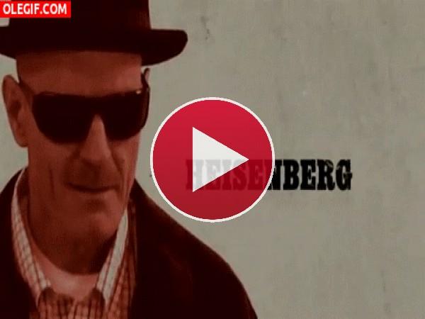 GIF: Yo soy Heisenberg
