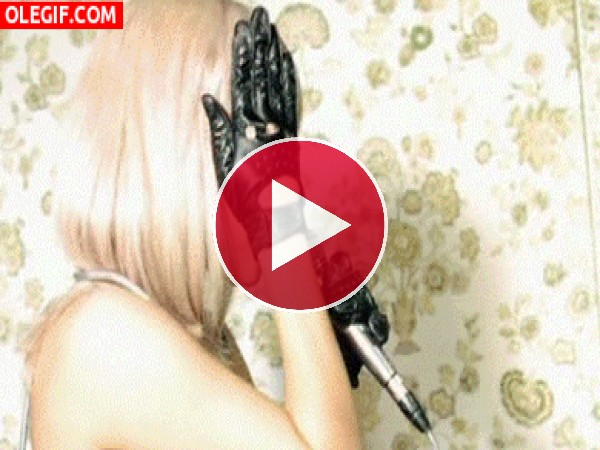 GIF: Los looks de Lady Gaga