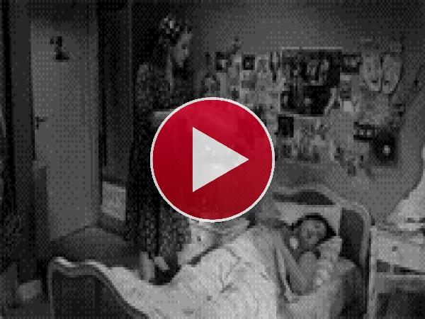 GIF: ¡Menudo despertar!