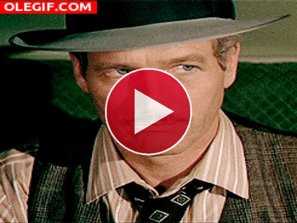 GIF: El guiño sexy de Paul Newman