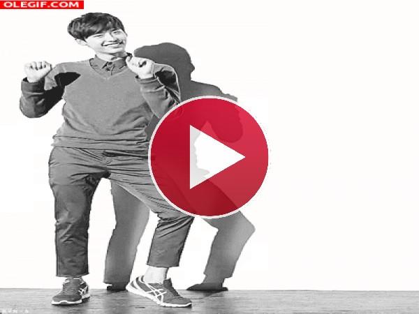 El baile de la felicidad