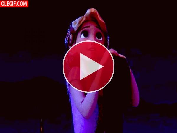 La soñadora Rapunzel