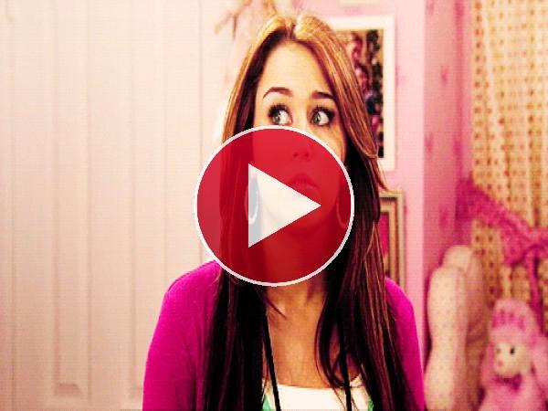 GIF: Miley Cyrus no tiene ni idea...