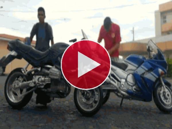 GIF: Vamos a dar un rulo en moto