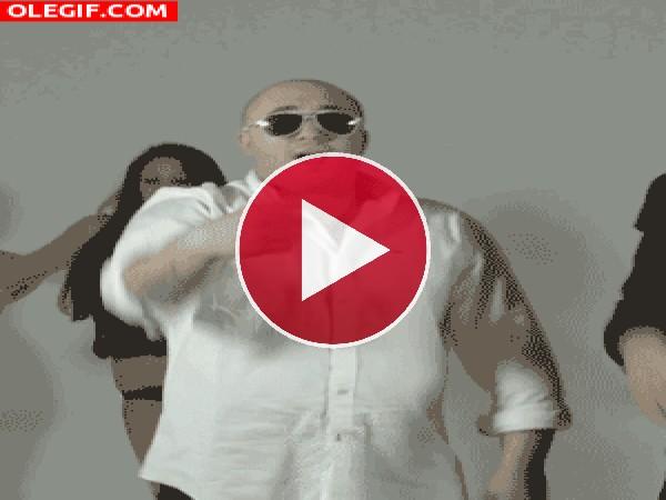 GIF: Pero qué bien baila Paquirrín