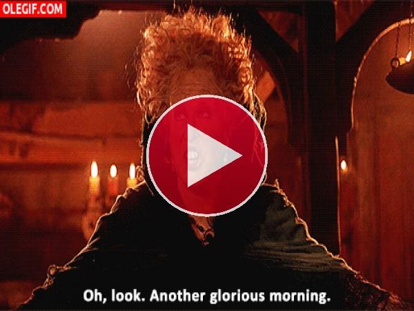 GIF: ¡Soy una bruja!