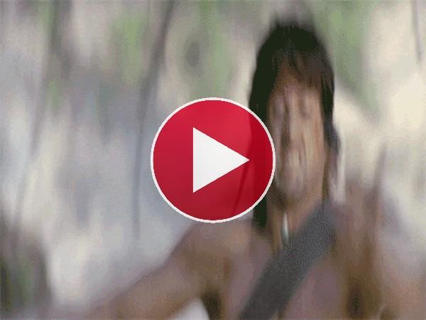 ¡Yo soy Rambo!