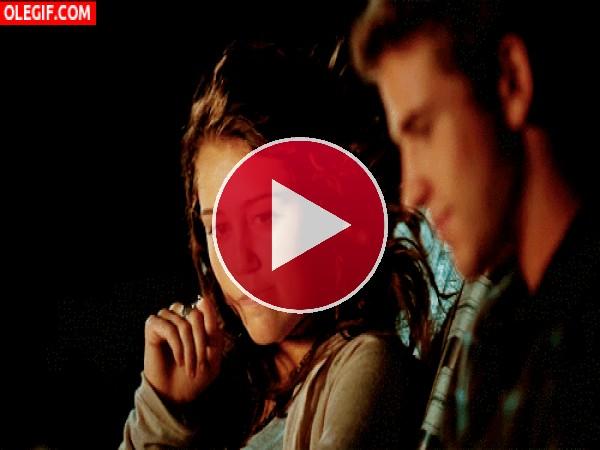 GIF: Miradas de amor