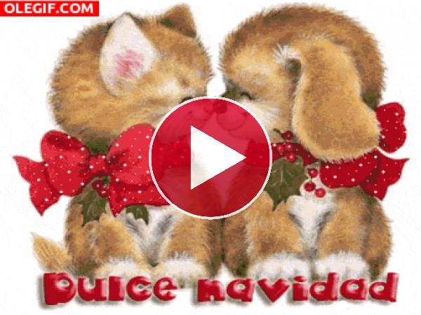 GIF: Dulce Navidad