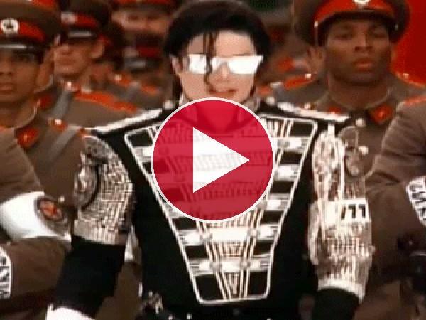 GIF: Michael estás deslumbrante