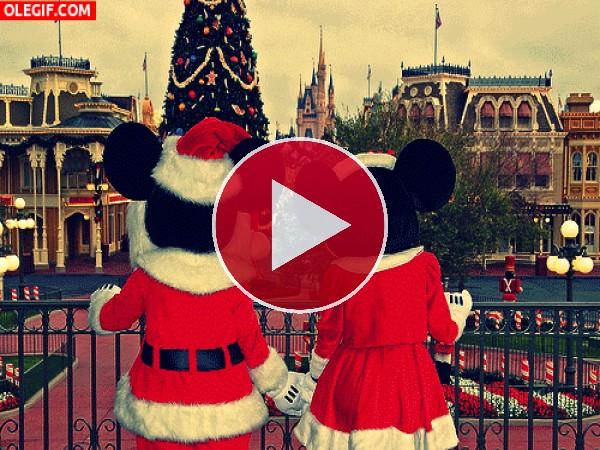GIF: Imágenes navideñas