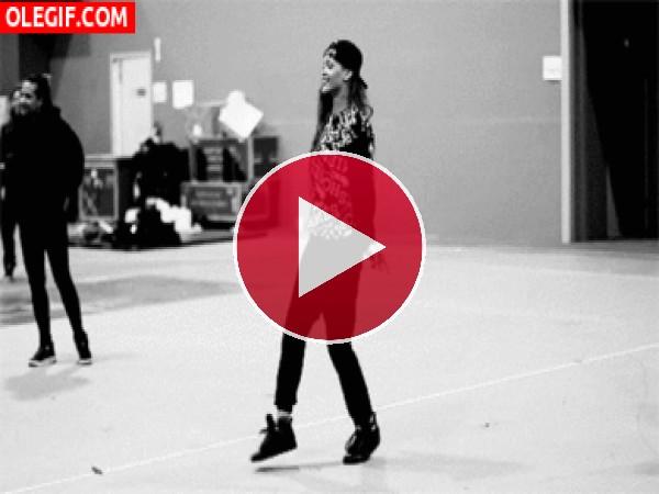El bailecito de Rihanna