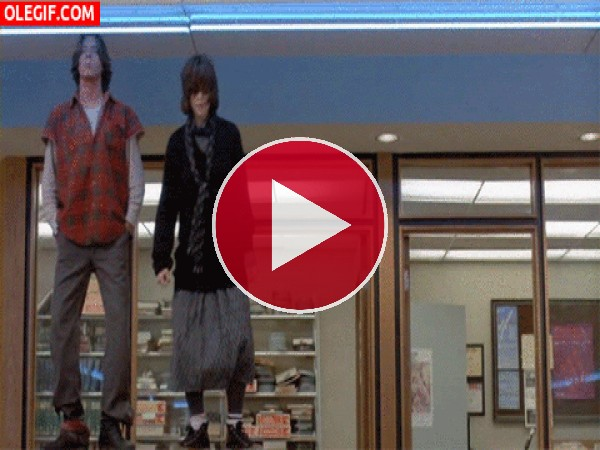 GIF: The Breakfast Club