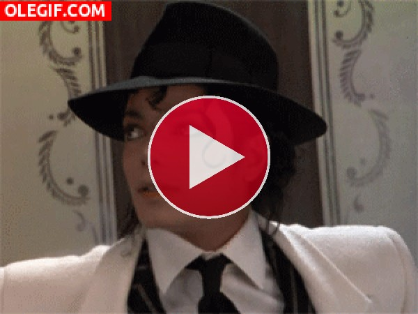 GIF: A Michael Jackson le han dejado plantado
