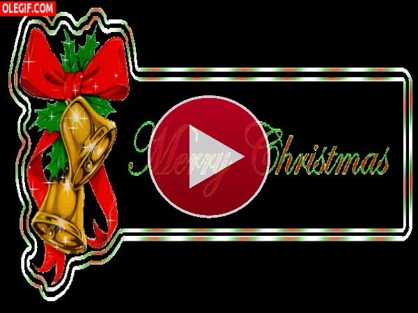 GIF: Te deseo Feliz Navidad