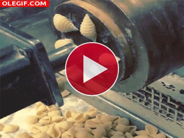 Haciendo pasta