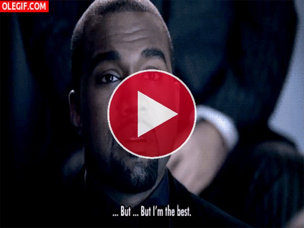 GIF: Kanye West es el mejor