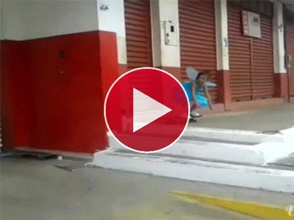 Cómo controla el skate Campanilla
