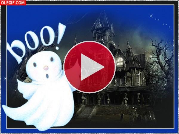 GIF: ¡Boo!...Sustos en Halloween