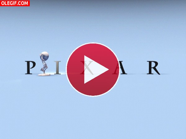 GIF: Un divertido spot de Pixar