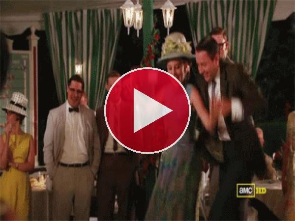GIF: Bailando en una fiesta