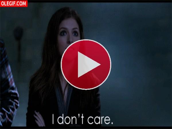 GIF: A Anna Kendrick no le importa nada