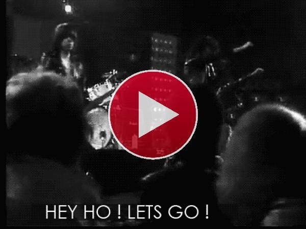GIF: Hey ho! Lets go!