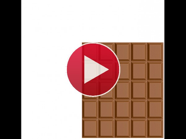 GIF: Al rico chocolate