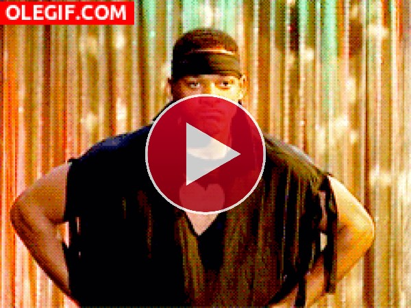 Will Smith tiene pocas ganas de bailar