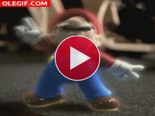 Mario Bross es un rockero