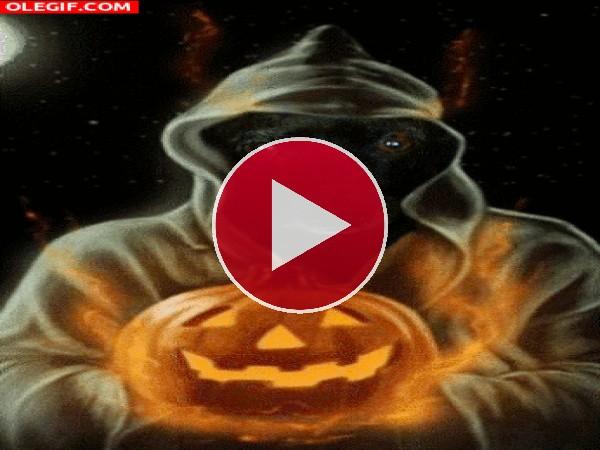 GIF: Noche de Halloween