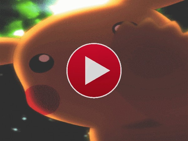 Pikachu te saluda