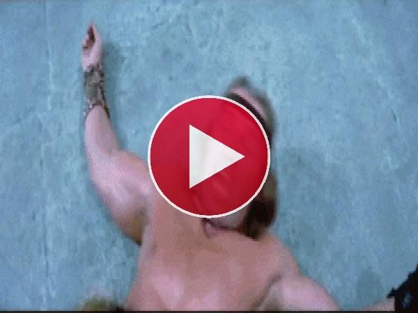 GIF: ¡Yo puedo con Conan!
