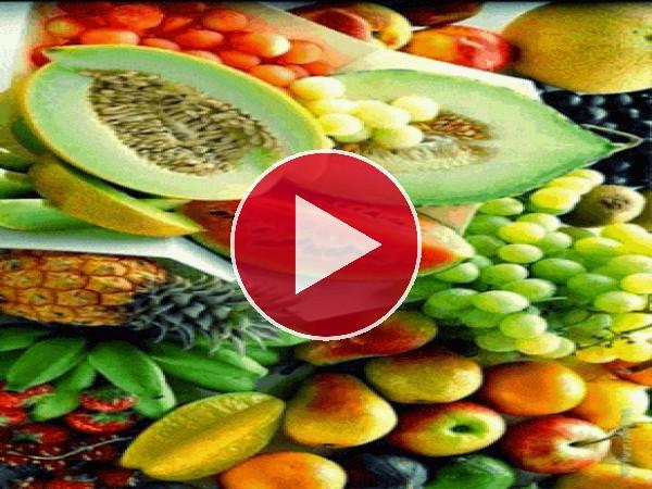 GIF: Frutas frescas