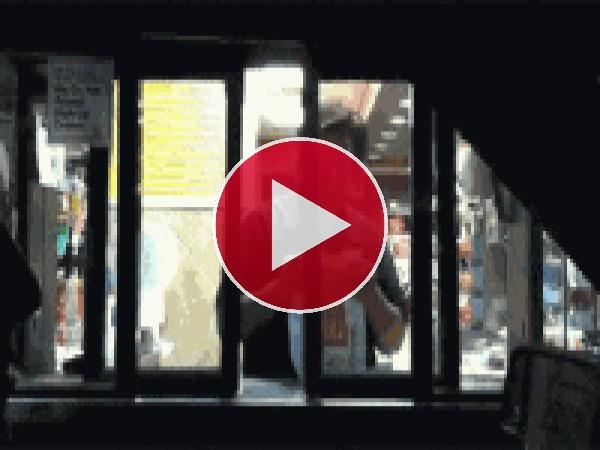GIF: El ladrón de hamburguesas