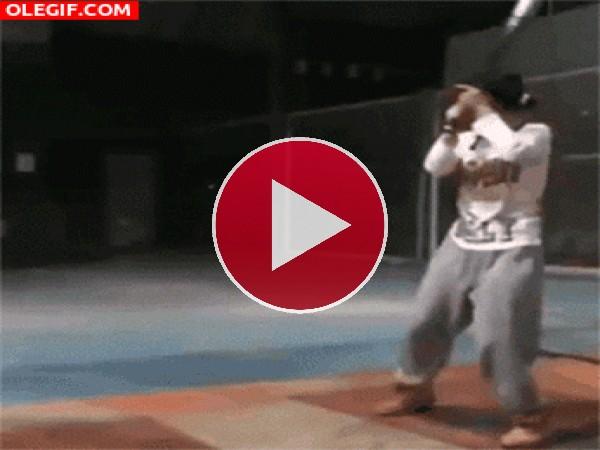 GIF: ¡Qué pesadilla!