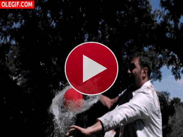 GIF: Agua en movimiento