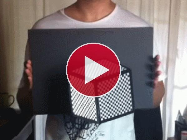 GIF: Ilusión óptica