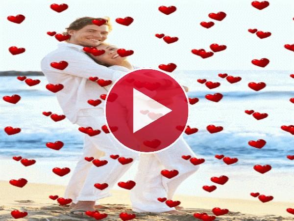 GIF: Pareja derrochando amor