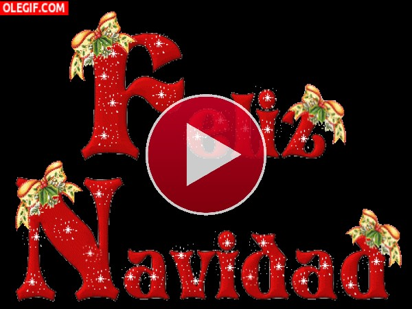 GIF: Feliz Navidad