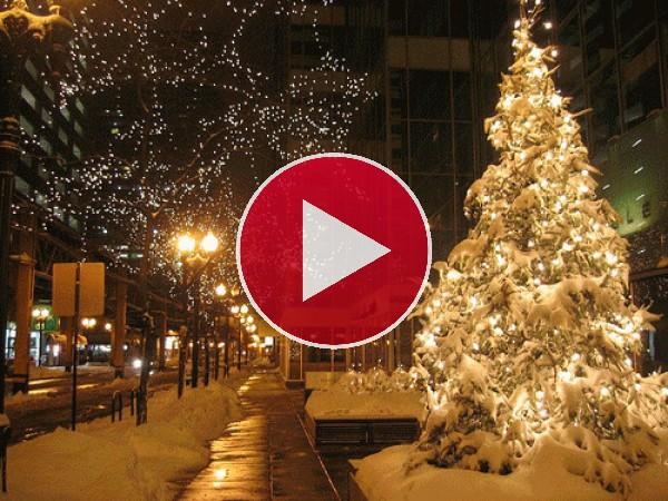 GIF: Hermosas imágenes navideñas