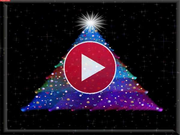 Bonito árbol de Navidad